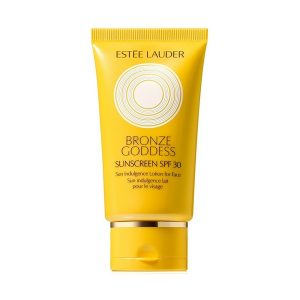 Estee Lauder Bronze Goddess Sunscreen SPF 30 High Protection Lotion for Face 50ml