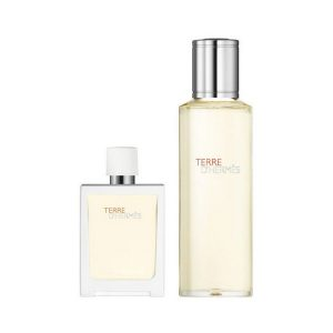 Hermes Terre Eau Tres Fraiche EDT 30ml spray (refillable) & 125ml (refill)
