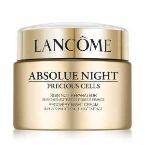 Lancome Absolue Nuit Precious Cells Recovery Night Cream Infused With French Rose Extract 50ml