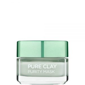 L'Oreal Skin Expert Pure Clay Purity Mask 50ml -3€